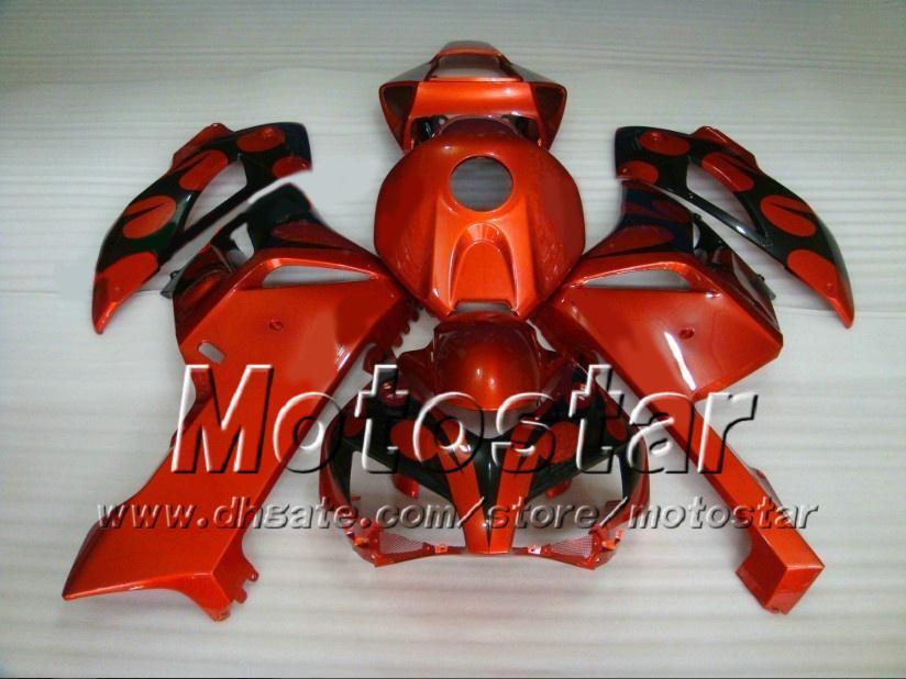 HONDA CBR1000RR 2004 2005 CBR1000 RR CBR 1000RR 04 05 오토바이 페어링 용 하이 퀄러티 사출 금형 페어링