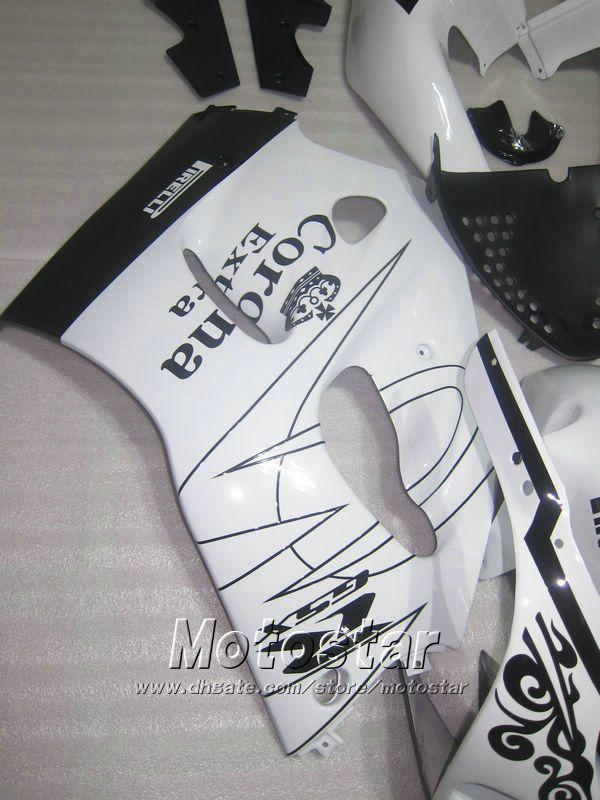 1996年のホワイトコークナフェアリング -  2000スズキSrad Fairings GSXR600 GSXR750 GSXR 600 750 96 97 98 99 00 96-00