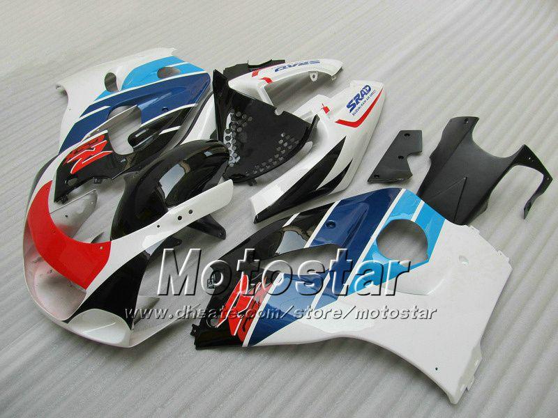 SR691 Fairing Kit för GSXR600 GSXR750 GSXR 600 750 SRAD Fairings 1996 1997 1998 1999 2000 96 97 98 99 00 GSX-R600