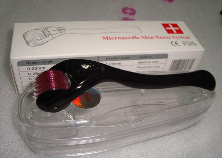 Al dettaglio MRS 540 Medical in acciaio inox aghi rullo derma, micro ago rimozione della cicatrice, Dermaroller