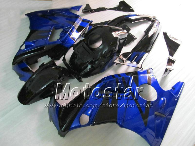 ABS Verkleidung Verkleidung für Honda CBR600 F2 1991 1994 CBR 600 CBR600F 91 92 93 94 Custom Verkleidung cbr 600f2 # H2156