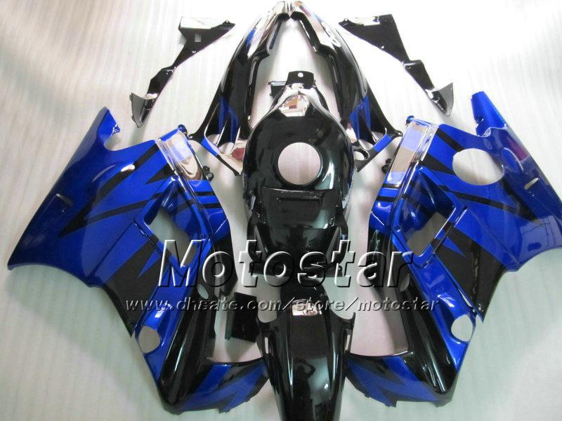 ABS Biewwork Wording Kit dla Honda CBR600 F2 1991 1994 CBR 600 CBR600F 91 92 93 94 Custom Fairings CBR 600F2 # H2156