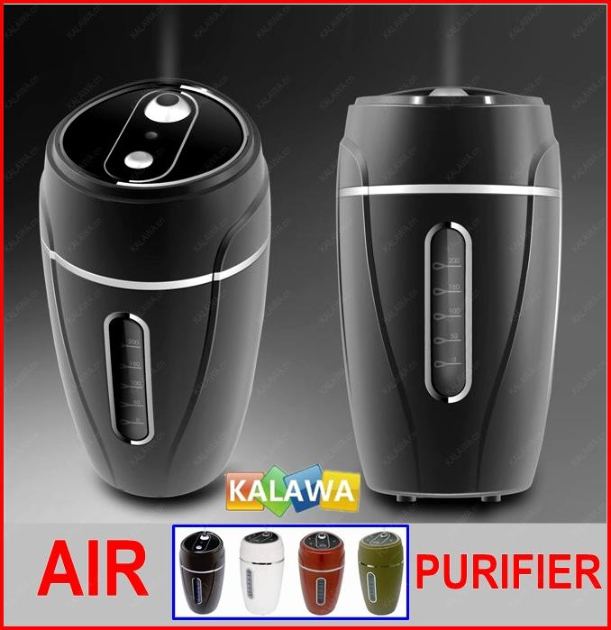 2019 Air Purifier Humidifier Mini Usb Humidifier 180ml 30m