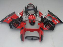 Red Black Kawasaki Zx6r NZ - MOTOGP Red black fairings kit FOR Kawasaki fairing kit Ninja ZX6R 636 00-02 ZX-6R 00 01 02 ZX 6R 2000 2001 2002 ZX-6