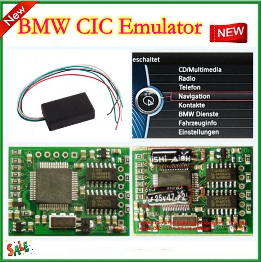 2013 bmw cic emulator for cic retrofit enable navigation and tv, Wiring diagram