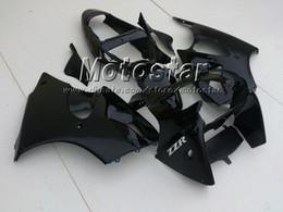 Fairings For Kawasaki Zzr Canada - Matte glossy Black fairing kit FOR KAWASAKI 2005 2006 2007 2008 ZZR600 05-08 ZZR 600 05 06 07 08 injection mold fairings