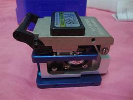 Haute fibre optique en Ligne-Coupeur de câble optique 1pcs de fibre optique domestique de haute précision en gros domestique domestique FC-6S