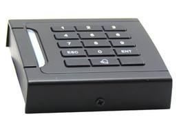 $enCountryForm.capitalKeyWord Canada - 125KHz Proximity RFID Access Control Reader with Numeric Keyboard(with Doorbell Interface)
