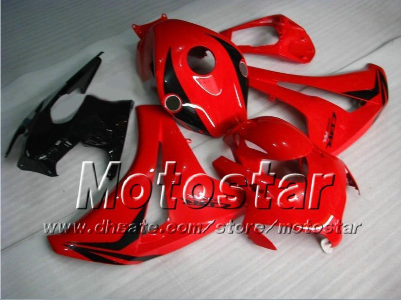 7 Cadeaux carénages de moto de moulage par injection pour HONDA CBR1000RR 08 09 10 11 CBR 1000 RR 2008 2009 2010 2011 carénage ae6