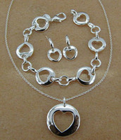 Cheap Bracelet,Earrings & Necklace wedding jewelry sets Best South American Women's jewelry set
