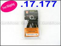 Wholesale Bore Snake 17 - Free shipping Gun&Rose Hoppe s 9 rifle pistol bore snake Gun cleaning .17 CAL CF .17 HMR .177 Brass