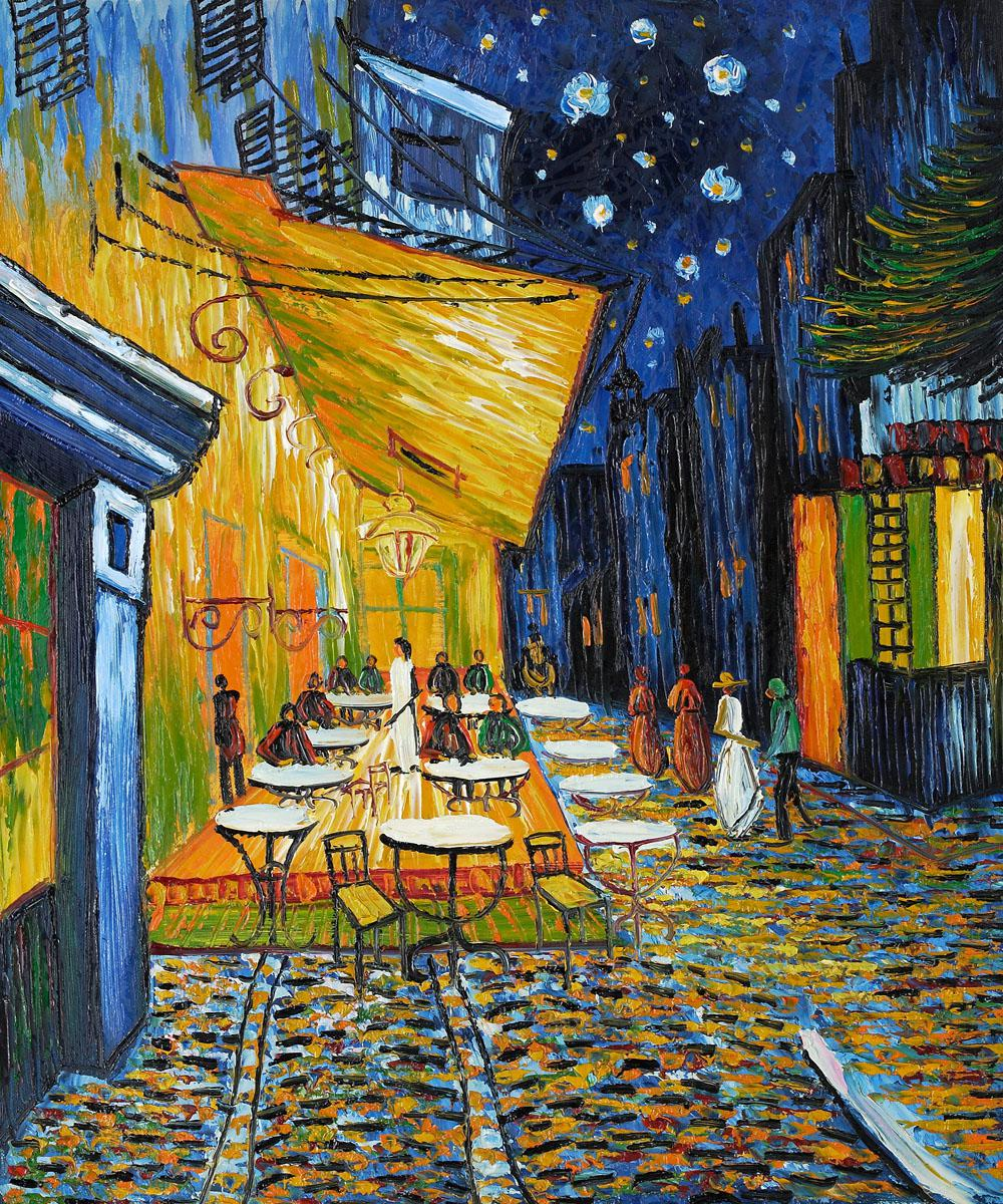 vincent van gogh oil painting reproduction decorative painting