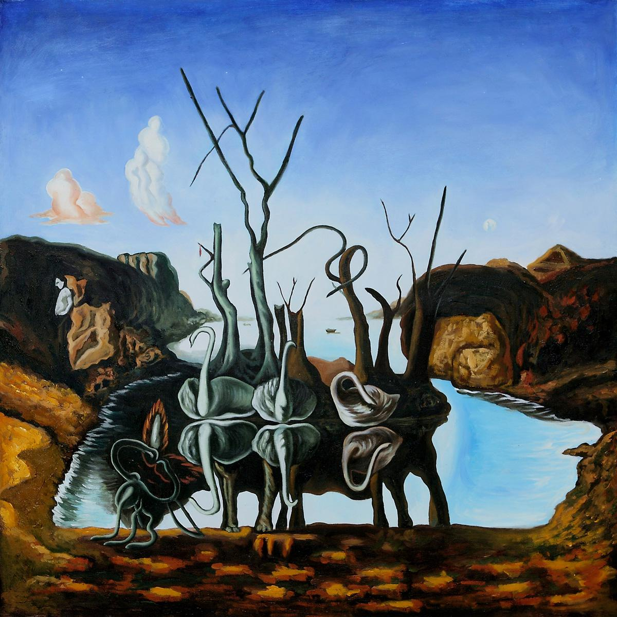Famous Dali Paintings List