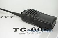 uhf transceptor móvel venda por atacado-3 pçs / lote 5 Watts + NI-MH bateria + longo alcance TC-600 rádio em dois sentidos transceptor FM em dois sentidos rádio HYT CB