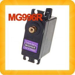 wholesale MG996R Metal Gear Digital Servo MG995 MG996 MG9451 10 CAR TowerPro free shipping