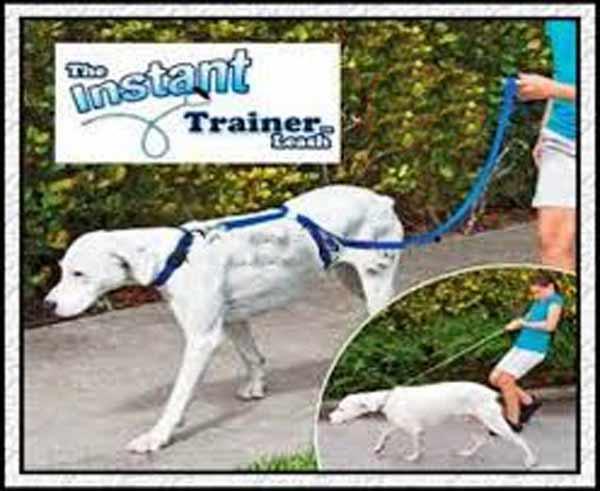 2018 Instant Trainer Large Dog Walking Training Harness