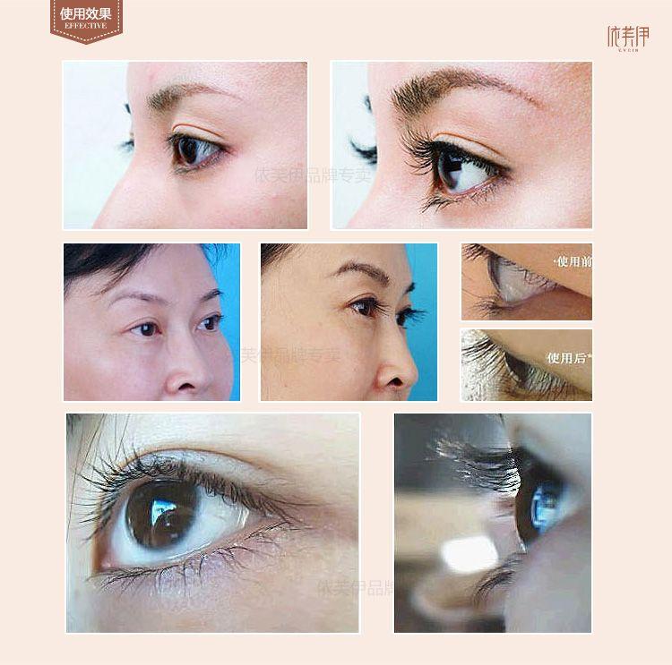 Efficient Natural Herbal Longer And Thicker Eyelash Growth Serum