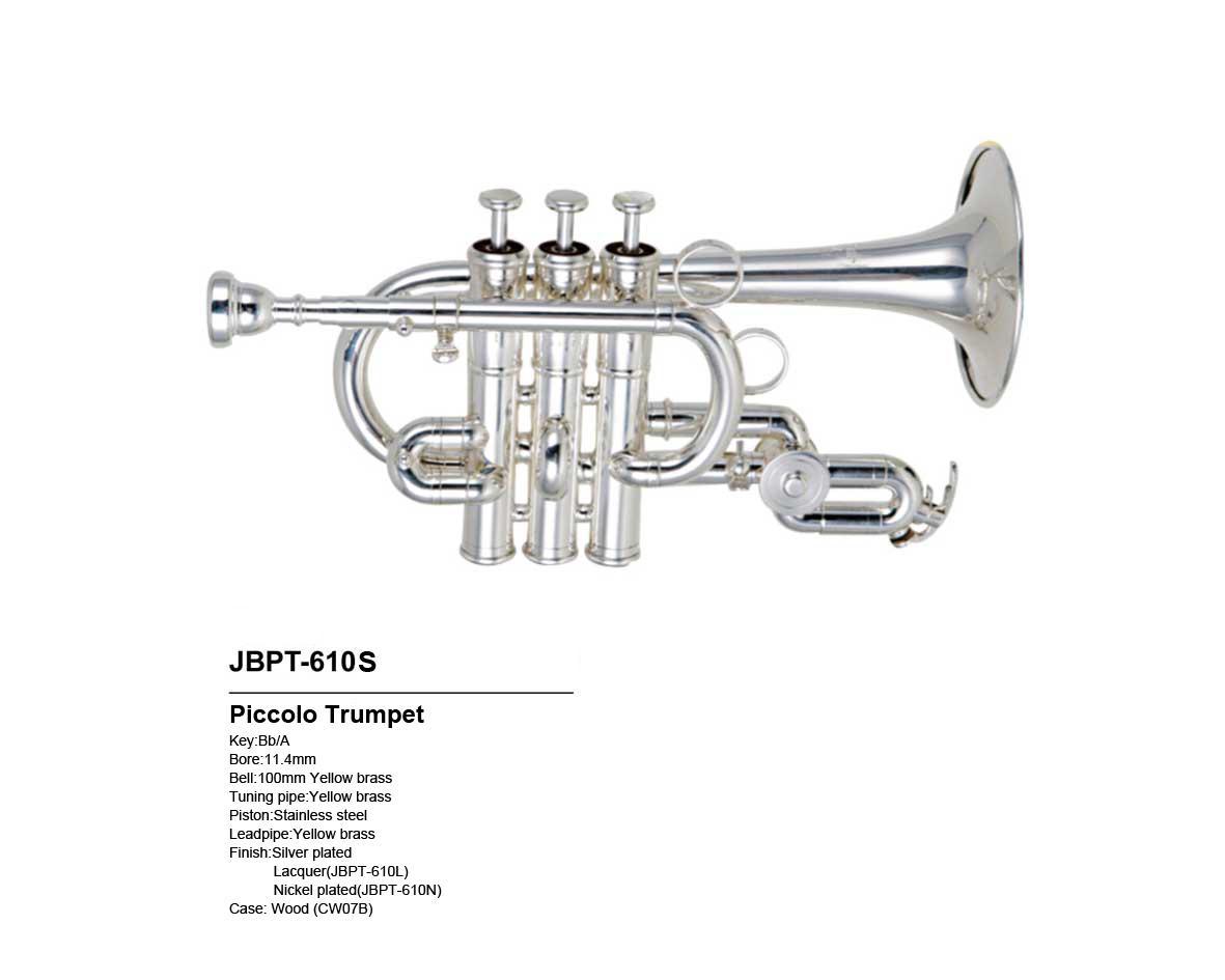 JBPT-610 Piccolo Trompete JINBAO