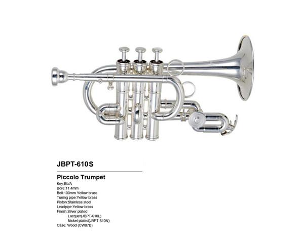 JBPT-610 Trompete Piccolo JINBAO
