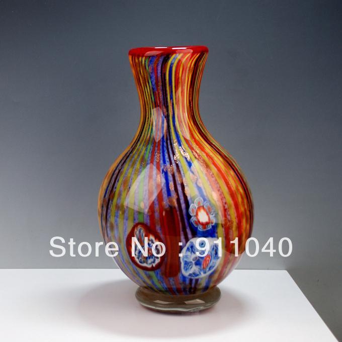 100 Hand Blown Dale Chihuly Murano Borosilicate Glass Artistic