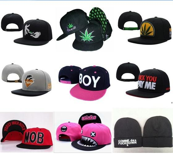 best selling Free Shipping By EMS or DHL Mixed Order Adjustable Snapbacks Hats Many New Design Snapback Caps Snap back Cap Men's Sport High Quality hat