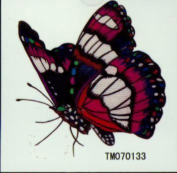 / Temporaire Tatouages Autocollants De Tatouage Pour Body Art Imperméable À L'eau Mix Designs Ordre 90 * 70 mm TM0601