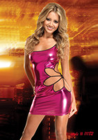 Großhandel Sexy O Ringe Catsuit Clubwear Outfits LINGERIE EXOTIC * MS * PARTY * OSR * STRIPPER 11182A