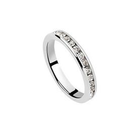 581aba8ba 18k swarovski ring online shopping - Austrian Crystal Ring For Women Make  With Swarovski Elements Charm