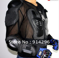 Wholesale Biker Jacket Black Women - Full Body Armor Motorcycle Jacket Spine Chest racing cycling biker armour Armor Motor Motocross protector Motorbike Jacket M L XL XXL XXXL