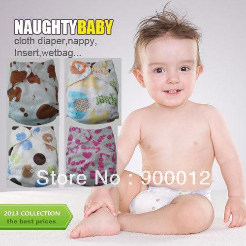 Free Shipping New Minky Different Minky covers 200 pcs Popular Style Baby Infant Cloth Diapers Without Inserts Reusuable Nappy Covers