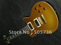 Wholesale Electric Guitar Slash Gold - New arrival Standard slash Signature goldtop gold top electric guitar