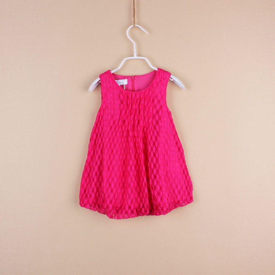 hot pink baby dress - photo #42