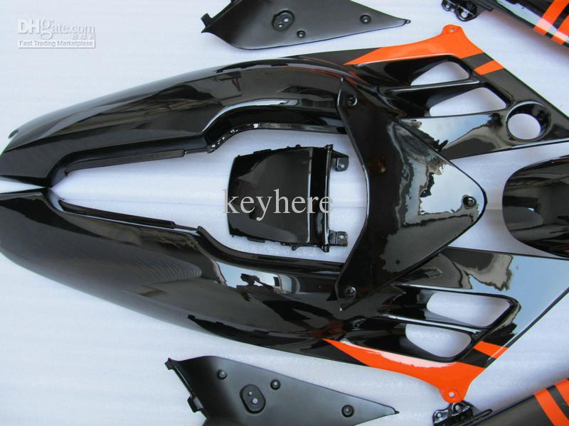 CBR600 F3 1995 1996 CBR600F3 CBRF3 95 96 +フロントガラスのためのフルセットオレンジオートバイフェアリングキット