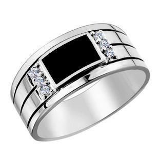 Super Flash Switzerland Diamond Ring Male Korean Mens Rings 925