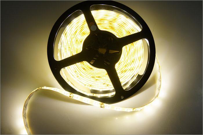 "Warm White Waterproof Light Strips 10M32.8"" 3528 SMD 300 LED Flexible Strip Lights Light Car Home Garden"