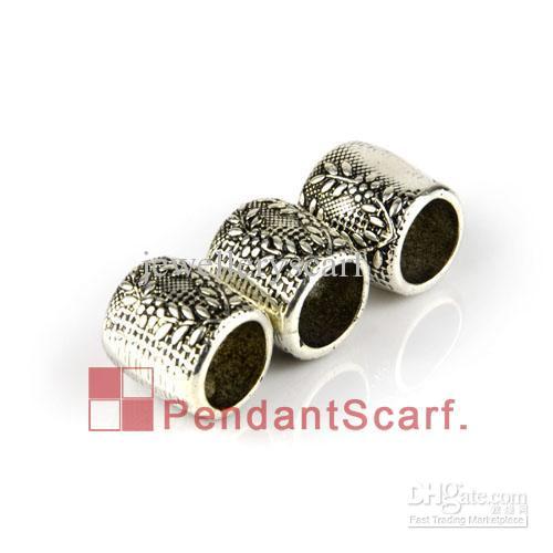 50 UNIDS / LOTE, Top Popular DIY Joyería Collar Bufanda Colgante de Plástico CCB Hoja Diseño Diapositiva Sosteniendo Tubo Bails Encanto, Envío Gratis, AC0145