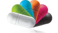 Wholesale Vibe Sound - Hot Selling 360 Degree Portable X-Vibe Mini Vibration Music Speaker Sound Box MP3 Player Boombox Magic Speaker