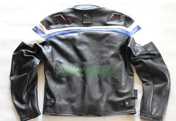 PU Jacket motorcycle leather riding/racing jacket motorcross jackets motorcycle locomotive jackets Motorbike Jackets Size M L XL XXL