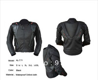 Wholesale Hump Jackets - Oxford Fabric professional Moto racing Jacket motorcycle Jacket Moto Riding Jacket with hump Motorcross Jackets black size S M L XL XXL