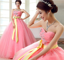 $enCountryForm.capitalKeyWord Canada - Fashion A-Line Ball Gown Sweetheart Beaded Appliques Floor-length Embroidery with Wraps Prom Dresses with Short Sleeve Jacket