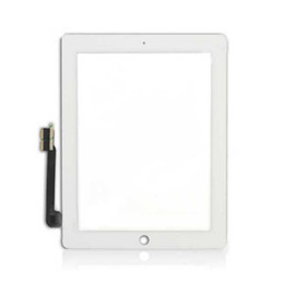Tablet ipad2 online-100% nuovo IPad 3 Tablet PC Touch Screen Digitizer Panel + Flex Cable