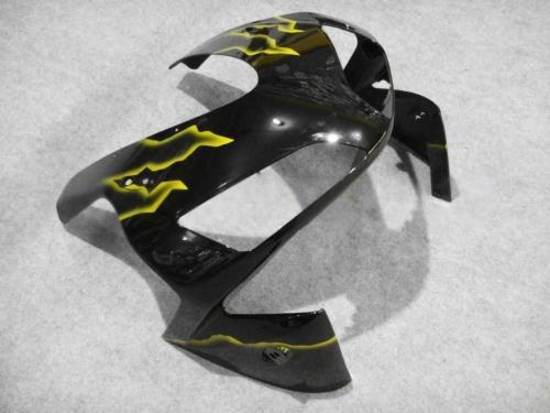 Injection molded yellow black fairing kit FOR CBR600RR F5 2003 2004 CBR 600 RR 03 04 CBR600 600RR