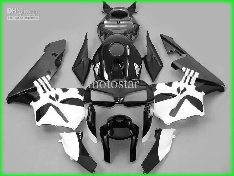 H6502 Injection mold ABS Fairing for HONDA CBR600RR 2005 2006 CBR 600RR CBR600 F5 05 06 Free Ship