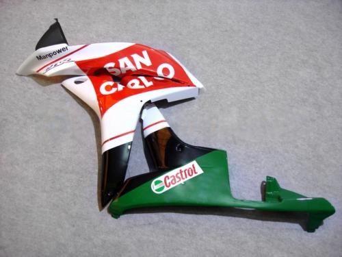 SAN CARLO 사출 성형 페어링 키트 for CBR600RR F5 2007 2008 CBR 600 RR 07 08 CBR600 600RR