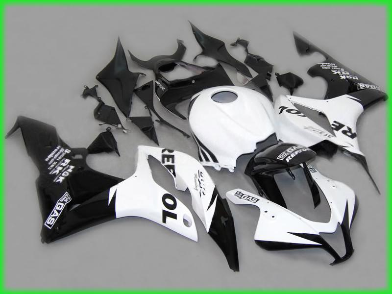 REPSOL Injection mold ABS Fairing kit for HONDA CBR600RR 2007 2008 CBR  600RR CBR600 F5 07 08