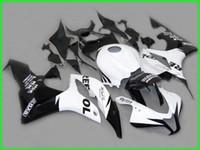carenagens de molde de injeção abs venda por atacado-REPSOL Molde de injeção ABS Kit de expansão para HONDA CBR600RR 2007 2008 CBR 600RR CBR600 F5 07 08