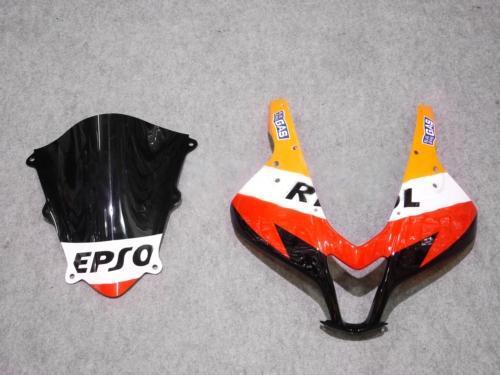 REPSOL Spritzguss-Karosserieverkleidungssatz FÜR CBR600RR F5 2007 2008 CBR 600 RR 07 08 CBR600 600RR