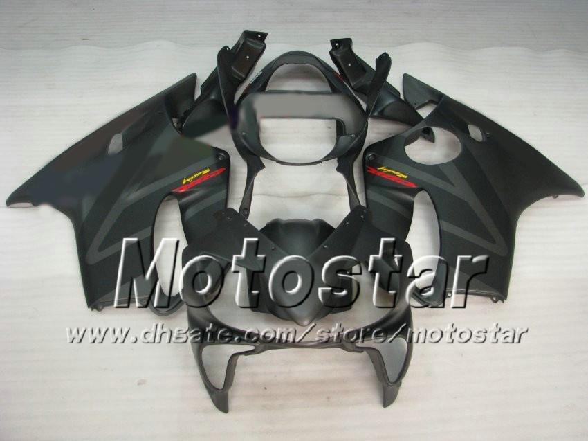 7GIFTS Обтекивает кузов для Honda CBR600F4I 01 02 03 CBR600 F4i CBR 600 F4i 2001 2002 2003 Flat Close Grey The Motorcycle