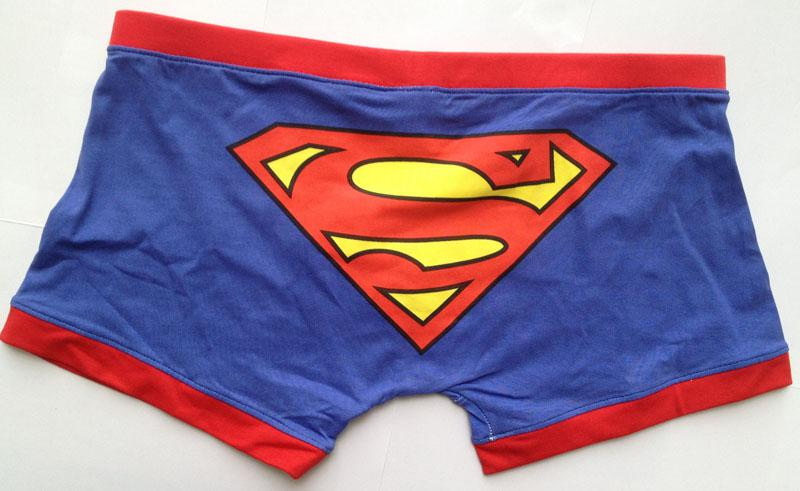Batman V Superman Dawn Of Justice Superman Boxer Shorts. Let the showdown begin! These % cotton boxers display an awesome version of Superman's shield. Bold colors and a great design have traditional styling, including a covered elastic waist a button fly.