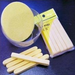 Wholesale Cosmetic Facial Sponges Wholesale - Free Shipping 480pcs lot Compressed Facial Sponge Cosmetic Sponge Facial Puff